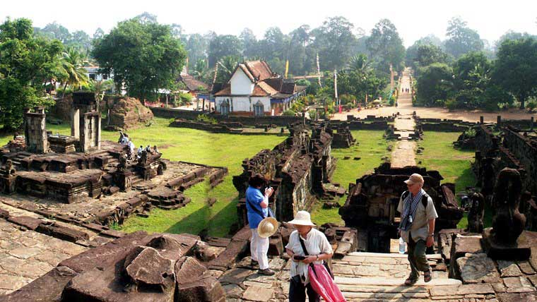 Visiting the Angkor Temples – Take your time & be amazed