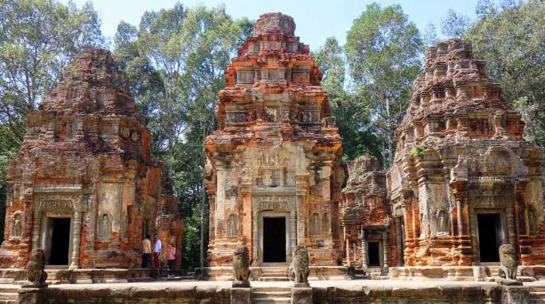 Travelling to Angkor – Independent, Leisurely & Focused