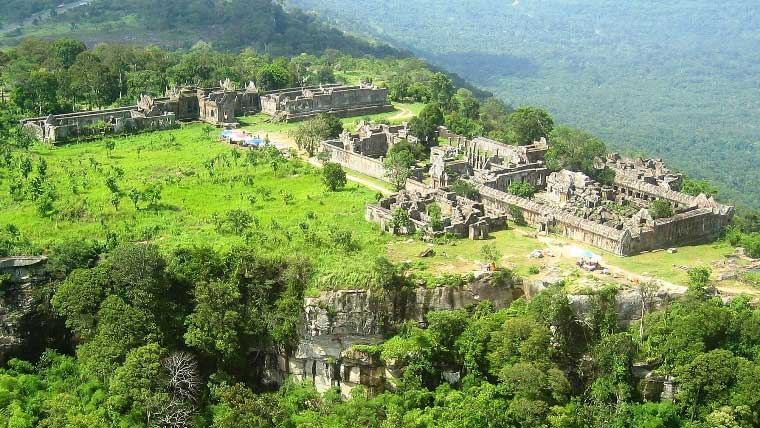 A Dream of Angkor – Couch Travelling to Inaccessible Temples